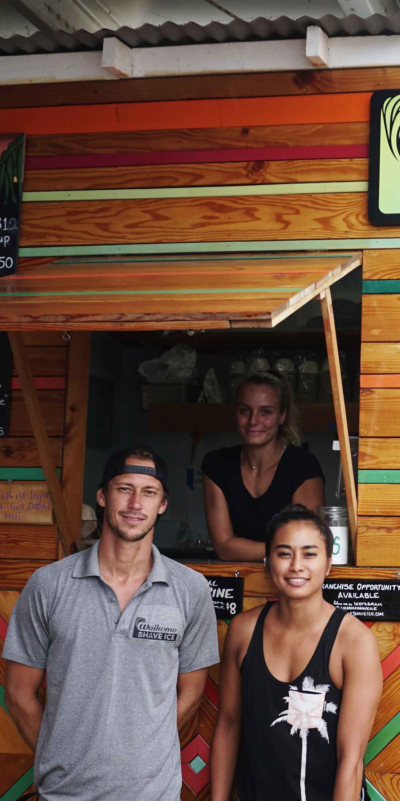 Franchise   Poipu Shave Ice, All Natural Shave Ice and Desserts