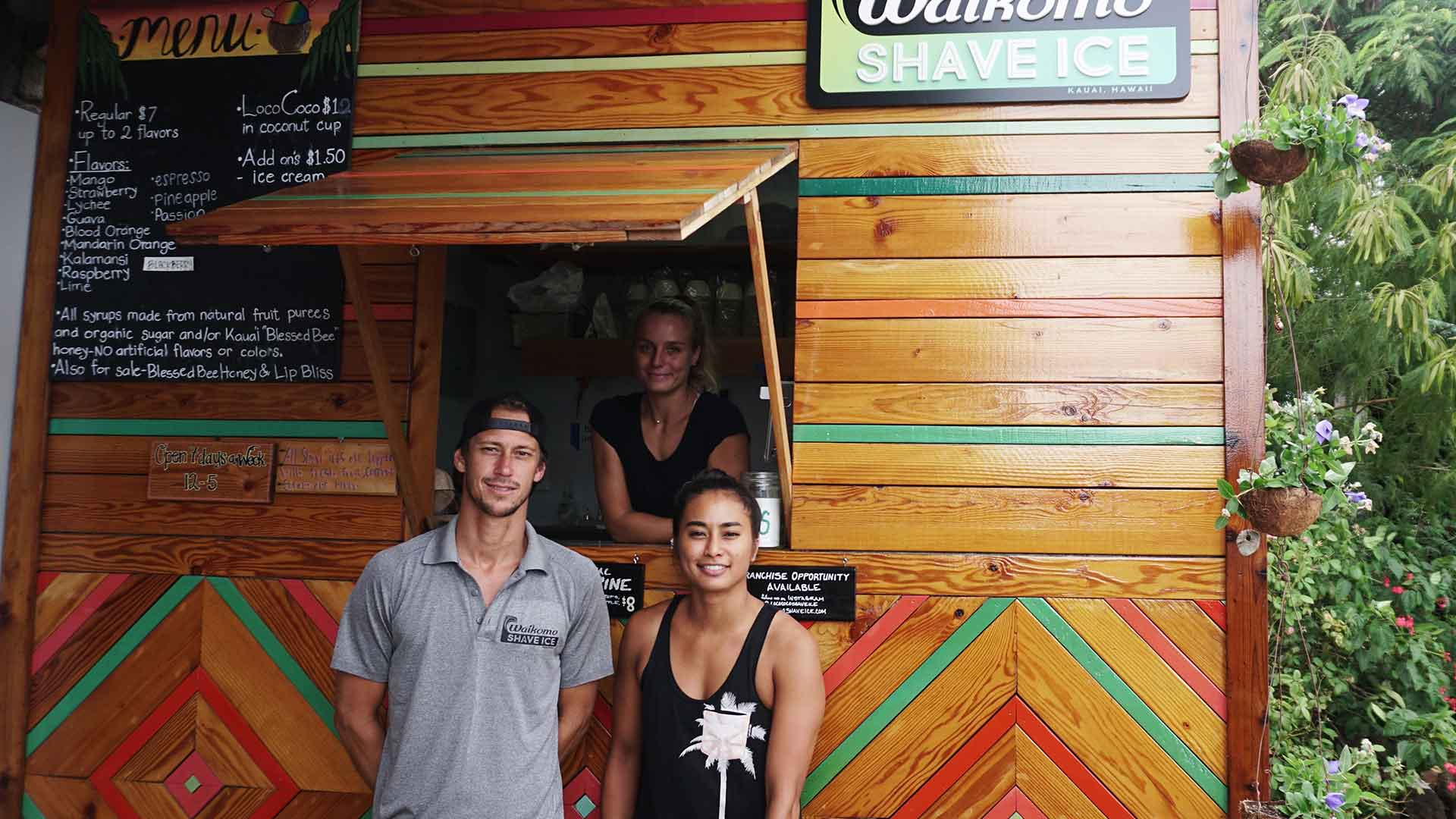 Waikomo Shave Ice Shave Ice, All Natural Shave Ice and Desserts