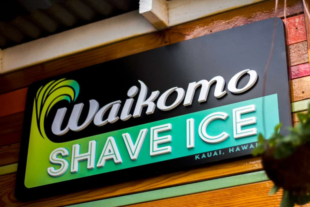 Waikomo Shave Ice Reviews