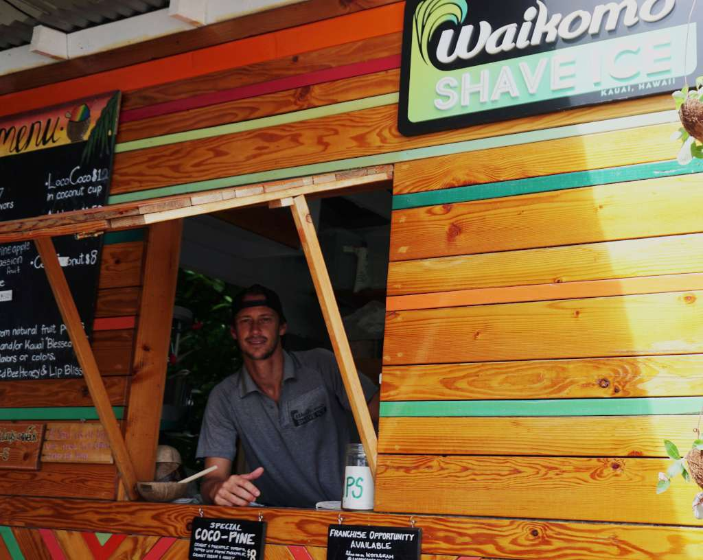 About Waikomo Shave Ice